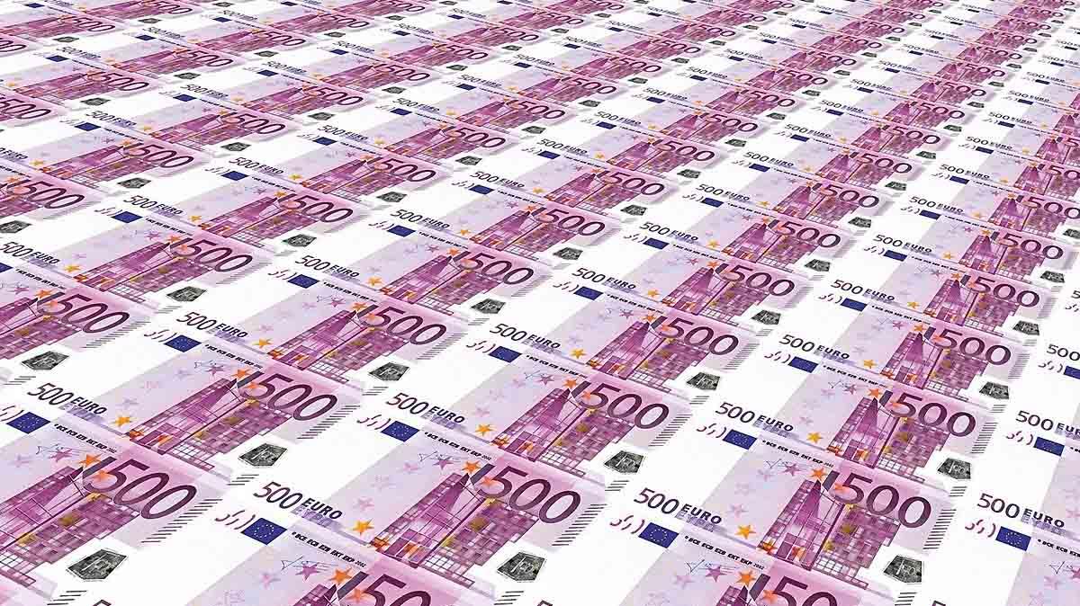 500-Euro-Schein trotz Ausgabestopps stark gefragt