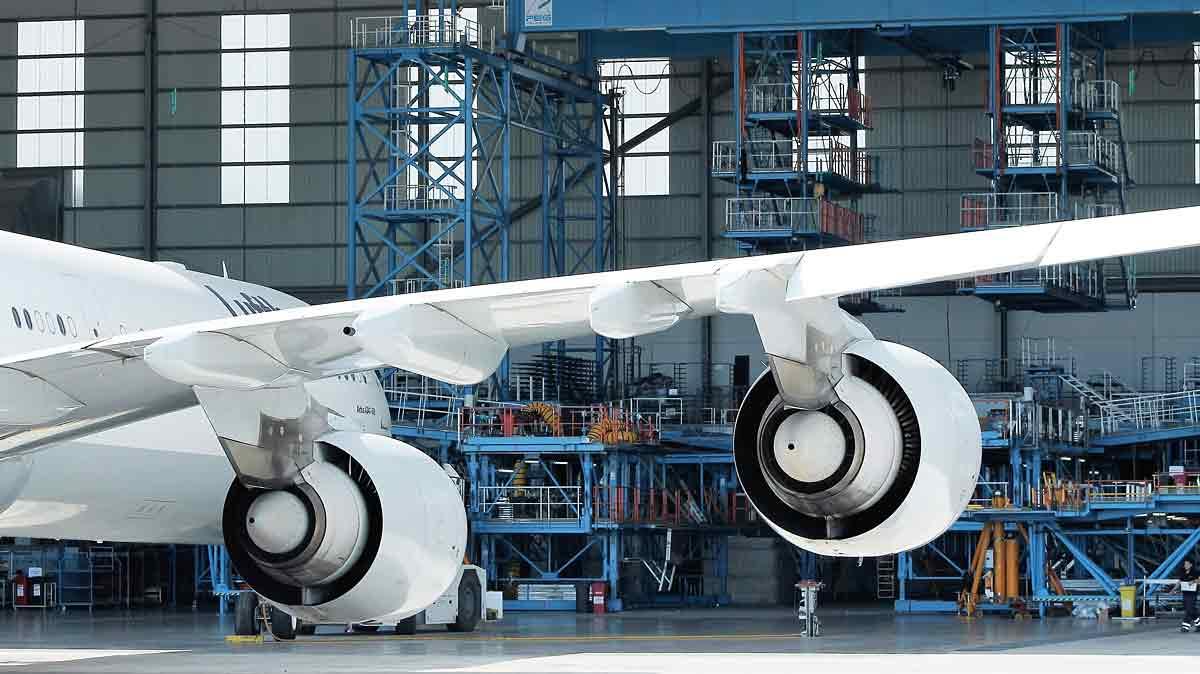 Airbus setzt beim Flugzeugbau auf Automatisierung