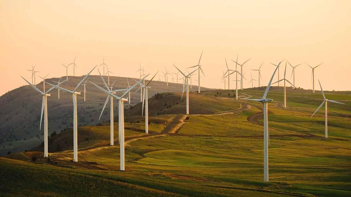 Windkraft nimmt in Frankreich Fahrt auf