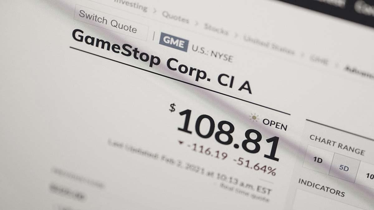 GameStop-Aktie überrascht die Märkte zum zweiten Mal