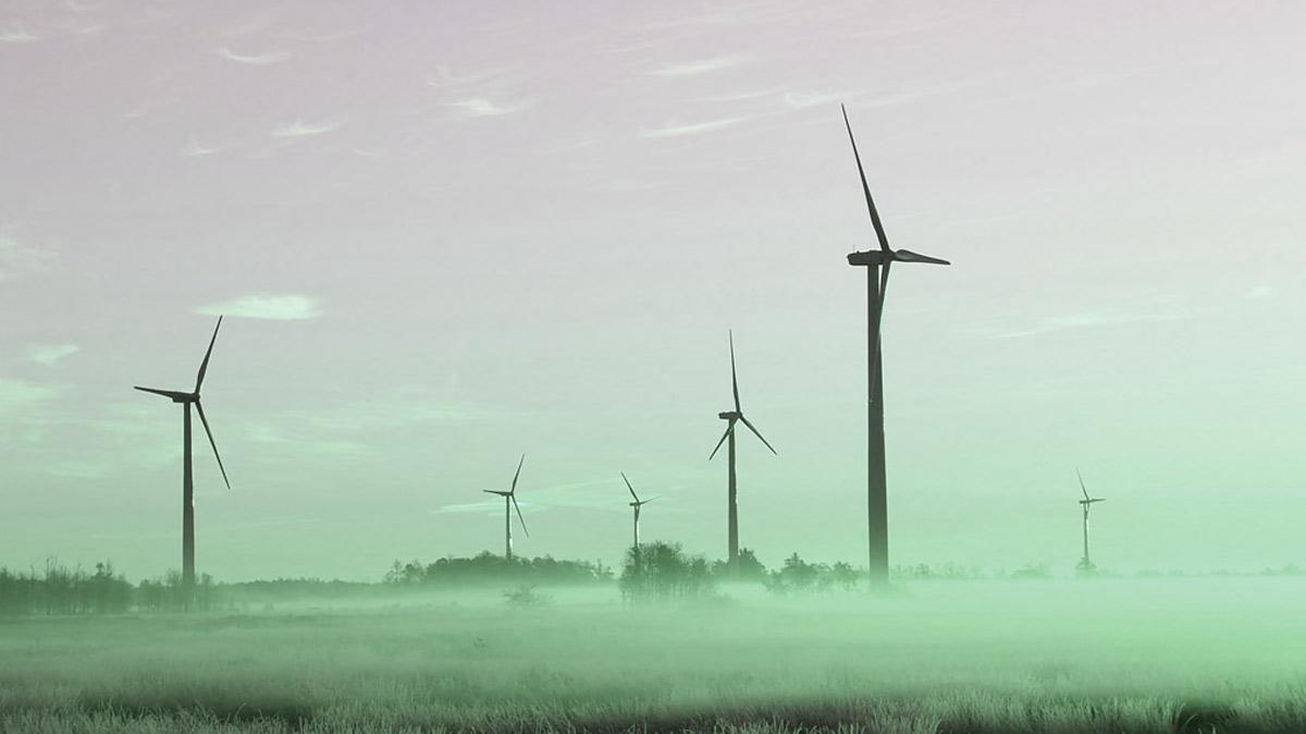 Windkraft – Volle Fahrt mit angezogener Bremse