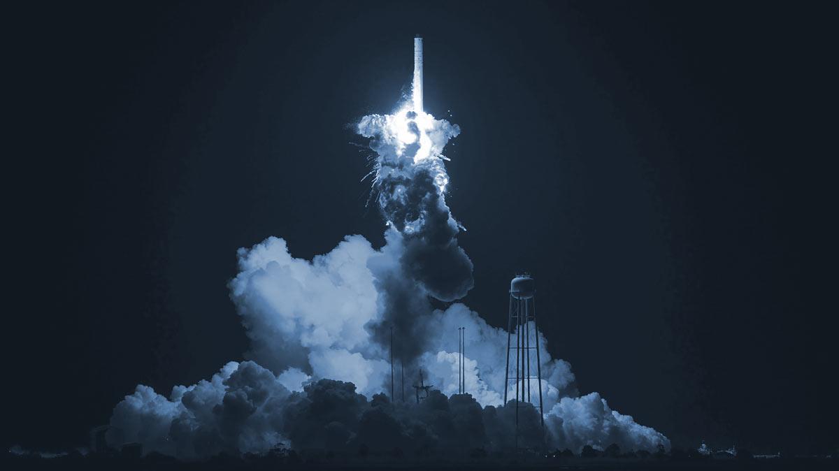 Jeff Bezos wird Astronaut in eigener Sache