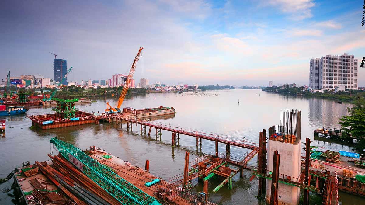 Die nächste Titanic ankert in China